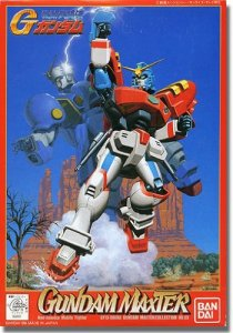 Gundam G Gundam G-03 Maxter Gundam 1/144 Model Kit Figure