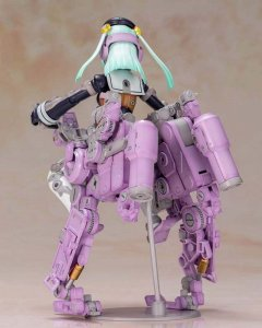 Frame Arms Girl Greifen Ultramarine Violet Ver. Model Kit Action Figure