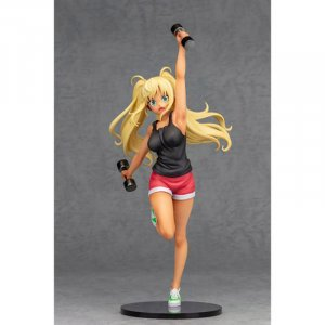 How Heavy are the Dumbbells You Lift? Hibiki Sakura 1/7 Scale FOTS Figure