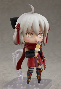 **Pre-order** Fate Grand Order Alter Ego Okita Souji Alter Nendoroid Action Figure