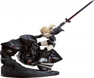 Fate Grand Order Saber Altria Pendragon Alter and Cuirassier Noir 1/8 Scale Figure