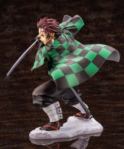 Demon Slayer Tanjiro Kamado ArtFX Kotobukiya 1/8 Scale Figure