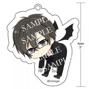 "10 Days with My Devil: Shiki 3"" Acrylic Keychain"