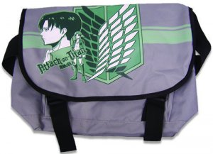 Attack on Titan Levi Messenger Bag