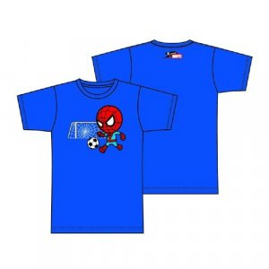 Tokidoki X Marvel Goal blue T-Shirt