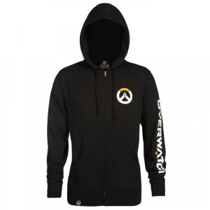 Overwatch Logo Hoodie Adult Men's Sizes