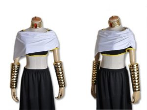 Magi Judar Cosplay Costume