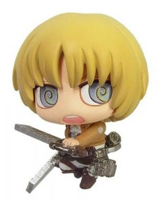 Attack on Titan Armin Kare Kore Fastener