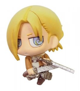 Attack on Titan Annie Kare Kore Fastener