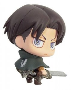 Attack on Titan Levi Survey Corps Kare Kore Fastener