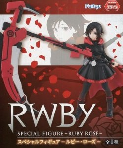 RWBY Ruby Rose 6'' Taito Prize Figure