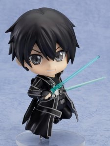 Sword Art Online Kirito Nendoroid Action Figure