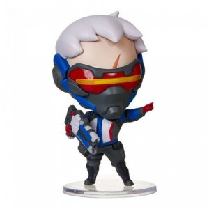 Overwatch Blizzard 3'' Soldier: 76 Cute but Deadly Series 2 Trading Figure