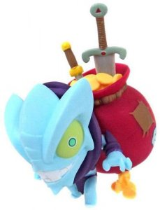 Diablo Blizzard 3'' Rainbow Goblin Cute but Deadly Series 2 Trading Figure