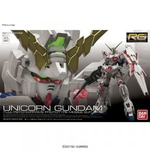 Gundam Unicorn Gundam UC Real Grade 1/144 Scale Model Kit