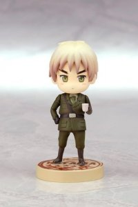 Hetalia Axis Powers 3'' England One Coin Kotobukiya Trading Figure