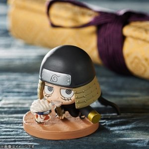 Naruto 2'' Boruto Naruto Next Generations Boruto and Hokage Petit Charaland 8 Figure Set