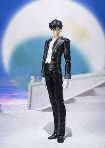 Sailor Moon 6'' Tuxedo Mask S.H Figuarts Action Figure