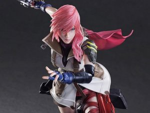 Final Fantasy XIII Lightning Play Arts Kai Action Figure