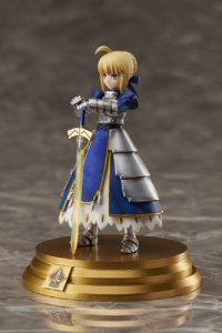 Fate Grand Order Duel Collection 3'' Saber Trading Figure First Release