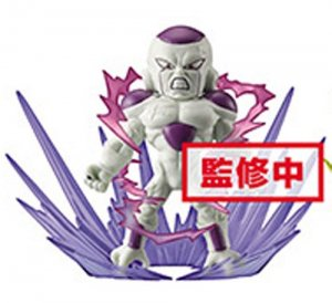 Dragonball Z Super 3'' Frieza Burst WCF Banpresto Prize Figure