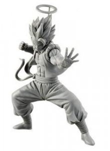 Dragonball Z SS Gogeta Halo Ver. Color Var. Banpresto Prize Figure