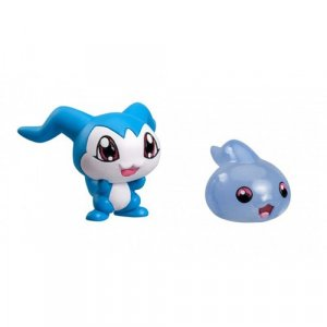 Digimon 2'' Chibimon and Chicomon Digi Colle Vol. 3 Trading Figure