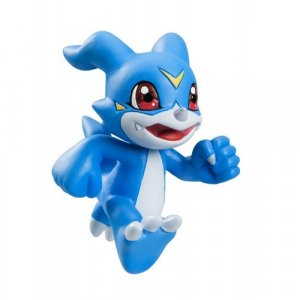 Digimon 2'' Veemon Digi Colle Vol. 3 Trading Figure
