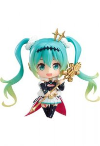 Vocaloid Racing Miku 2018 Nendoroid Action Figure