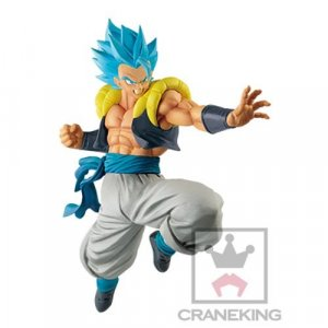 Dragonball Z Super 6'' SSGSS Gogeta Ultimate Soldiers The Movie Banpresto Prize Figure