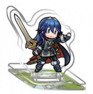 Fire Emblem Heroes 1'' Lucina Acrylic Stand Figure Vol. 1