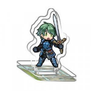 Fire Emblem Heroes 1'' Alm Acrylic Stand Figure Vol. 1
