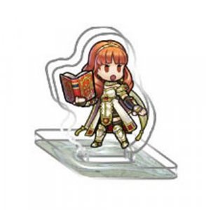 Fire Emblem Heroes 1'' Celica Acrylic Stand Figure Vol. 2