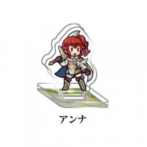 Fire Emblem Heroes 1'' Anna Acrylic Stand Figure Vol. 3