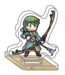 Fire Emblem Heroes 1'' Innes Acrylic Stand Figure Vol. 6