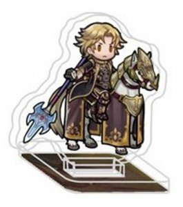 Fire Emblem Heroes 1'' Camus Acrylic Stand Figure Vol. 8