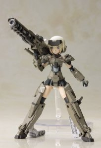 Frame Arms Girl Gourai Kotobukiya Model Kit Figure