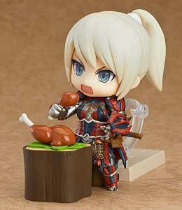 Monster Hunter Female Rathalos Armor Edition DX Nendoroid Action Figure