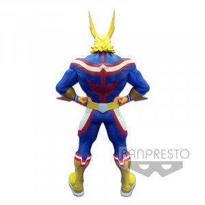 My Hero Academia 8'' All Might Age of Heroes Banpresto Prize Figure