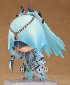 Monster Hunter Female Zenoraji B Soubi Xeno'jiiva Armor Nendoroid Action Figure