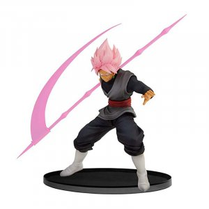 Dragonball Z Super 6'' Rose Goku Black BWFC Banprestp Prize Figure
