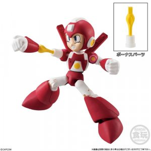 Megaman 3'' Megaman Red Ver. 66 Action Trading Figure Vol. 2