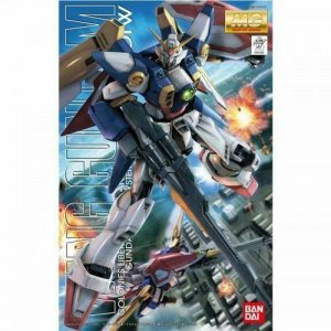 Gundam Wing Wing Gundam (TV) Ver. Master Grade MG Model Kit Figure