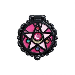 Sailor Moon Crystal Star Stained Glass Style Pocket Mirror Compact
