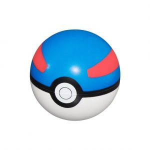 Pokemon 3'' Great Ball Pokeball Foam Ball Gashapon Accessory