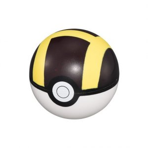 Pokemon 3'' Ultra Ball Pokeball Foam Ball Gashapon Accessory