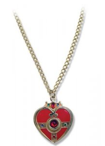 Sailor Moon Cosmic Heart Necklace