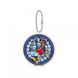 Kingdom Hearts Sora Sleeping Acrylic Key Chain