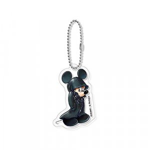 Kingdom Hearts Mickey Acrylic Key Chain