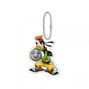 Kingdom Hearts Goofy Acrylic Key Chain